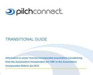 Pilchconnect Transitional Guide