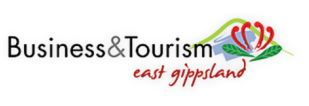 Business and Tourism East Gippsland Logo